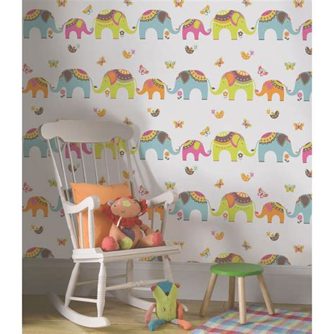 wallpaper for nursery kids bedroom nursery wallpaper holden decor playtime