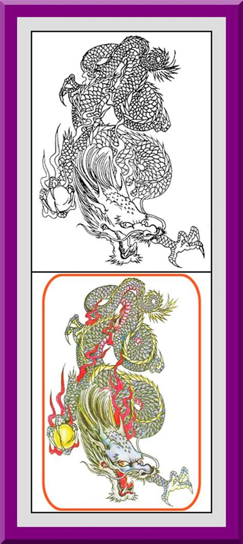 colored definition printable dragons coloring pages 30 high definition