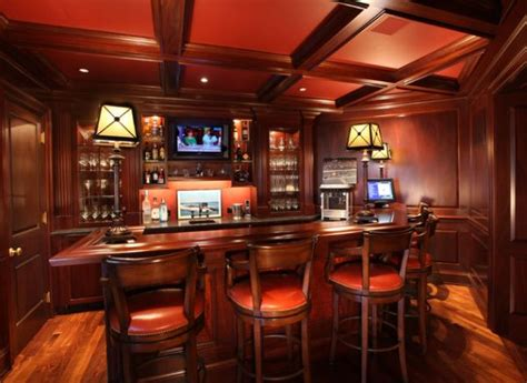 Home Pub Decor by Drinks On You Creating A Home Bar