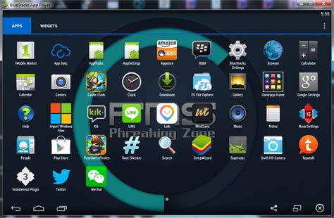 bluestacks full download bluestacks app player 0 9 11 4119 kitkat