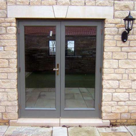 Patio Doors In Grey Timber Doors Doors Patio Doors Inspire