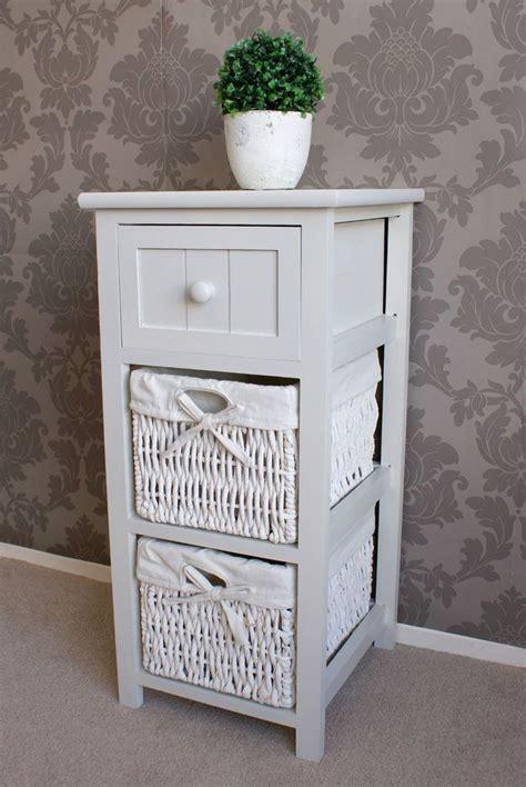 wicker panels for cabinets whitehaven 3 drawer wicker bedside basket storage rattan