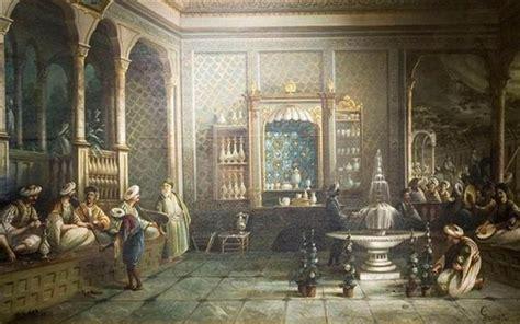 ottoman empire coffee osmanlı da kahvehaneler kahvve com