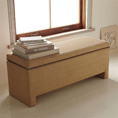 nailhead storage bench nailhead upholstered storage bench modern accent and