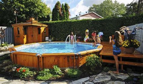 small above ground pools for small backyards small inground pool pools interior design ideas