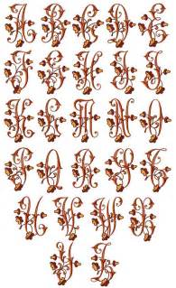 embroidery alphabet designs embroidery designs