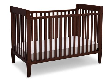 Modern Convertible Crib Mid Century Modern Classic 5 In 1 Convertible Crib Delta Children