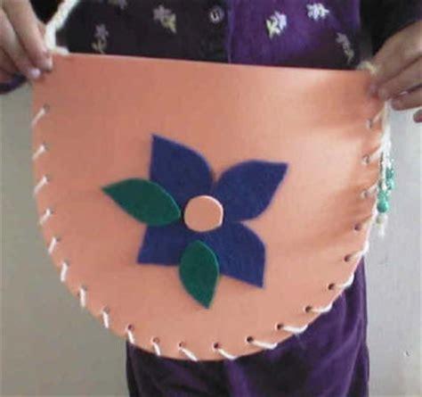 foam crafts for foam purse