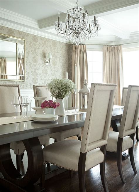 elegant dining room pin by cindy derrick on home pinterest
