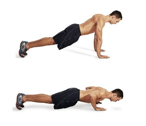 pushup the 30 best bodyweight exercises for s