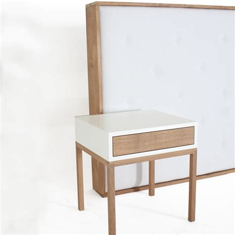 white oak bedroom set the goodwood co elle bedside table the goodwood co