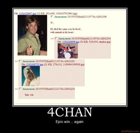 4 Chan Memes - image 68091 win epic win for the win know your