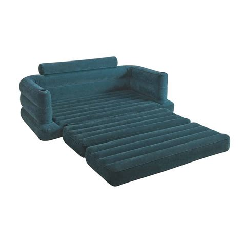 air mattress pull out sofa intex pull out sofa air bed