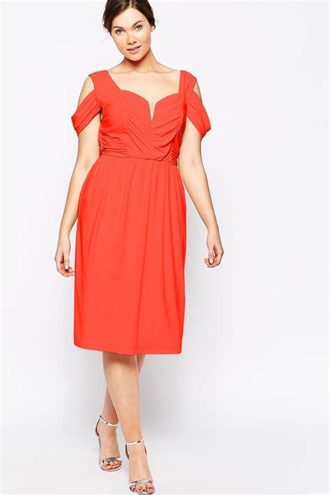 robes oranges pour femme