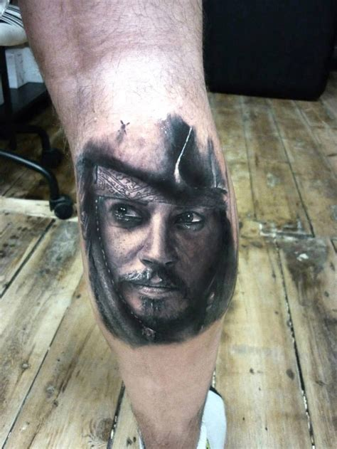 captain jacks tattoo captain sparrow best design ideas
