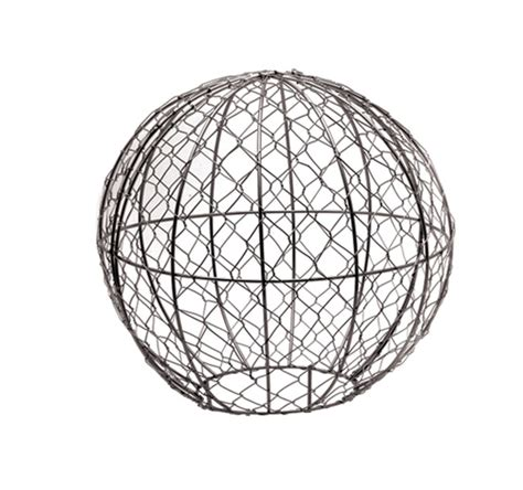 topiary sphere burgon and 30cm topiary sphere frame 163 12 99