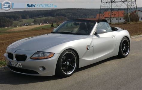 Bmw Z4 Tieferlegen by Bmw Z4 E85 Bmw Z1 Z3 Z4 Z8 Quot Z4 Roadster Quot Tuning