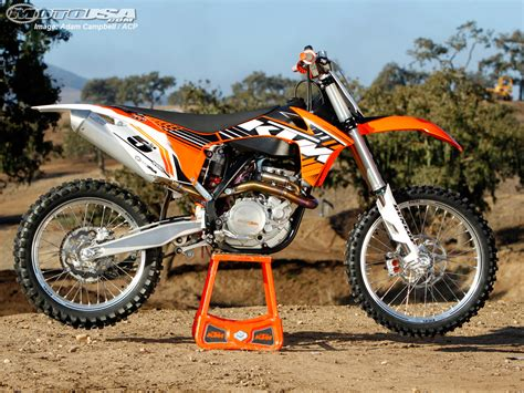 Ktm Us 2012 Ktm 450 Sx F Comparison Photos Motorcycle Usa