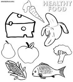 healthy foods coloring pages kids coloring europe travel guides com