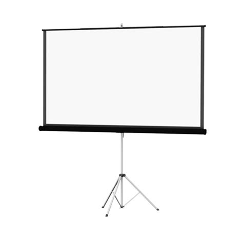Tripod Screen 96 quot x 96 quot projection screen on tripod