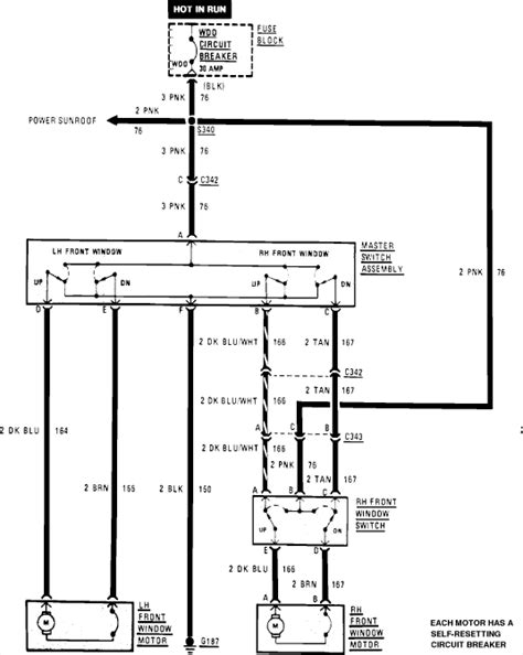awesome  chevy truck power window wiring diagram