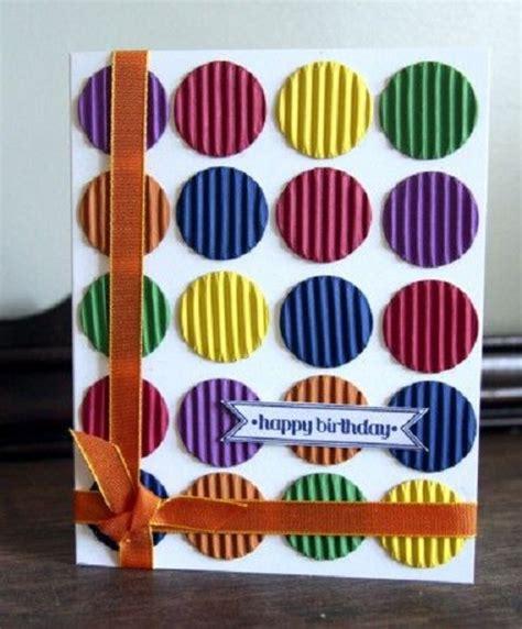 Handmade Happy Birthday - 32 handmade birthday card ideas and images