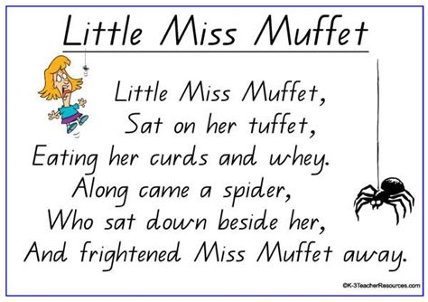 alliteration poem template alliteration poem template 15 decorating miss muffet nursery rhyme autum decoration
