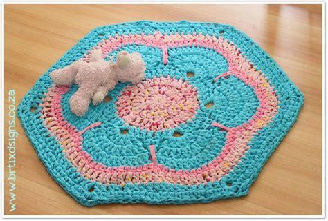 Crochet Rug Patterns For A Handmade Home Crochet Rug Patterns