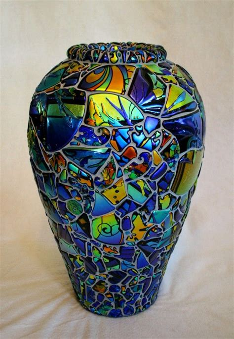 Mosiac Vases by 219 Best Images About Mosaic Vases On Ceramics