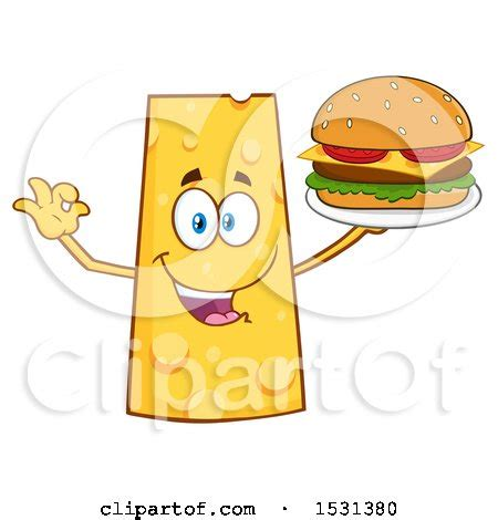 Yummiibear Cheese Burger Mascot Squishy hit s new royalty free stock illustrations clip page 1