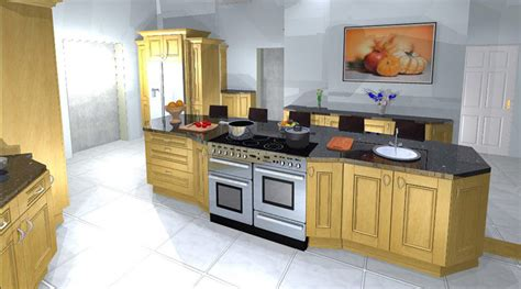 computer kitchen design 3d computer modelled kitchens