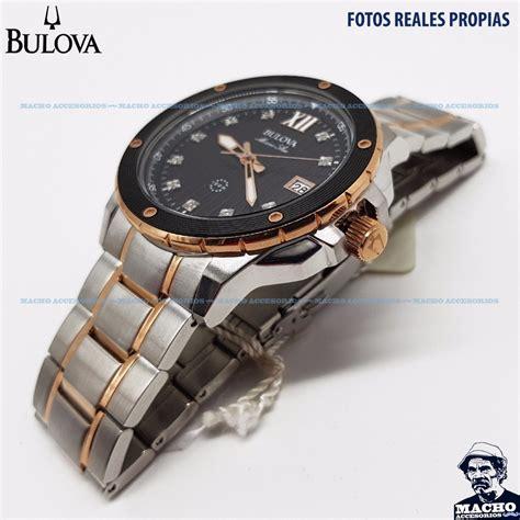 Bulova Original Marine reloj bulova marine 98d127 original en caja garantia