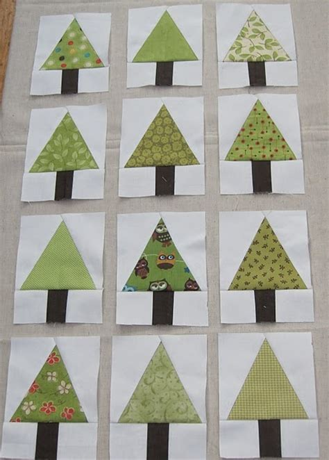 christmas tree pattern block template christmas tree quilting blocks quilting pinterest