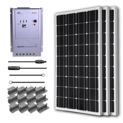 solar panel kit price ultimate guide to best rv solar panels kits systems