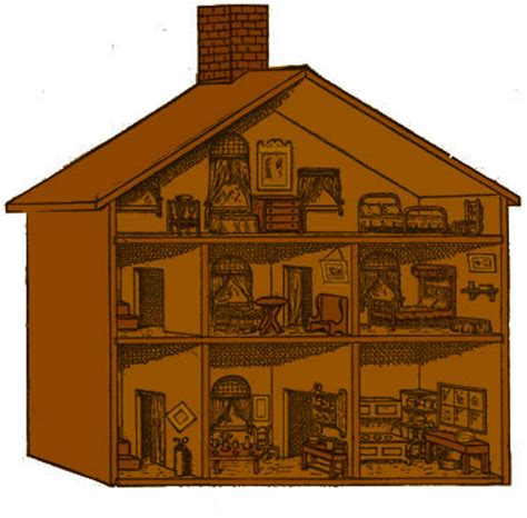 doll house plans free free dollhouse plans build a dollhouse with free plans