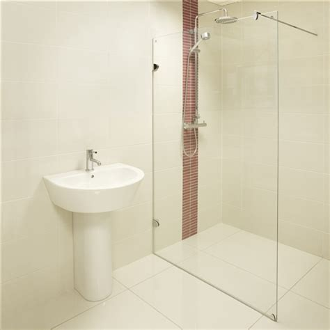 Shower Shield by Custom Glass And Mirrors In Fort Lauderdale Glass
