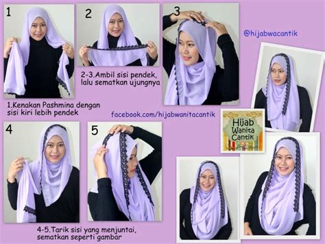 Jilbab Lace Renda 1000 images about tutorial on how to wear beautiful and tutorial