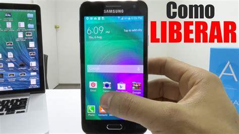 Samsung A3 Dan A8 como liberar samsung galaxy a3 a5 a7 a8 a9 j1 j2 j3 j5 j7