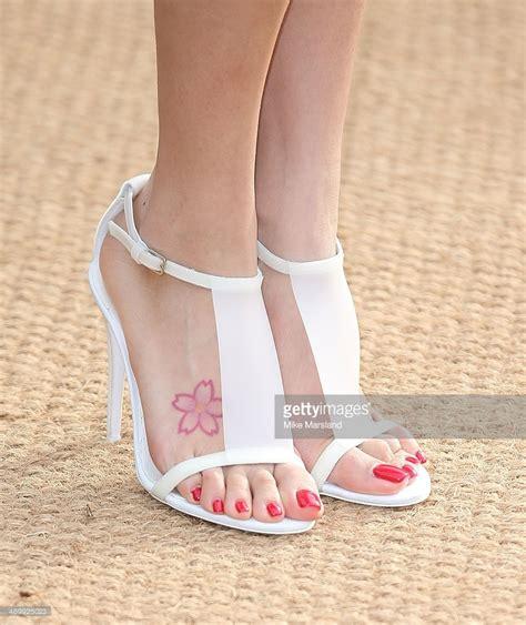 angelababy s feet