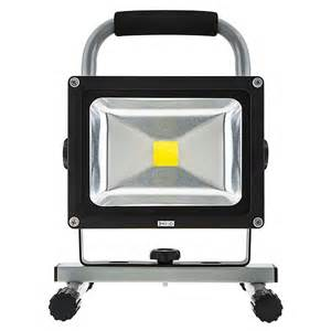 portable led lights 20w portable high powered rechargeable led work light