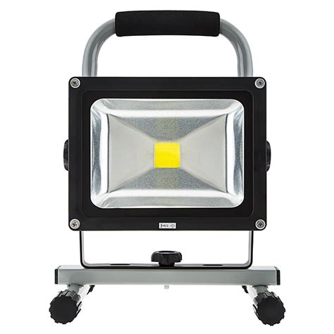 portable led work lights 20w portable high powered rechargeable led work light