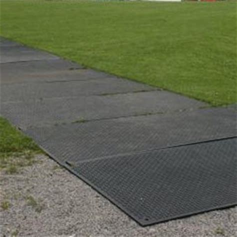 Lawn Protection Mats by Turf Lawn Protection Mats Temporary Roadway Nutek Flooring
