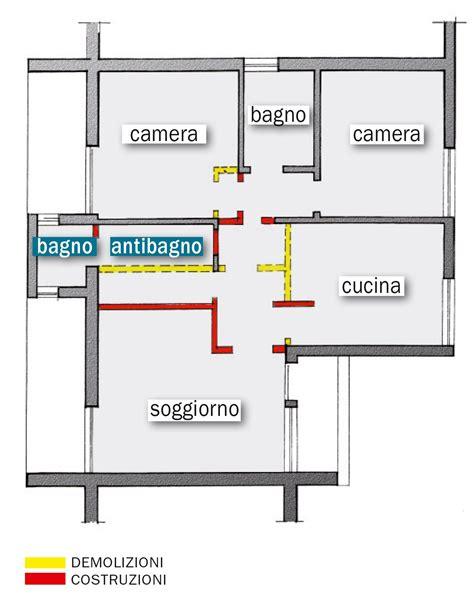 mini bagno progetto da corridoio a bagno progetto in pianta cose di casa