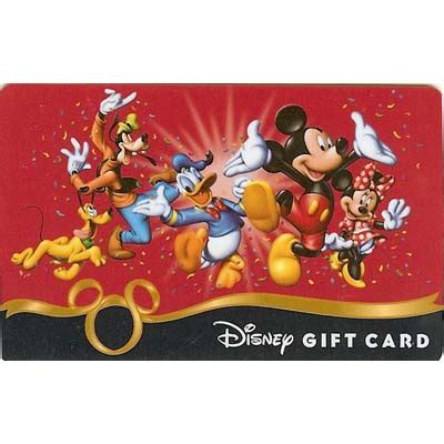 Every Day Gift Cards - your wdw store disney collectible gift card celebrate everyday mickey and friends