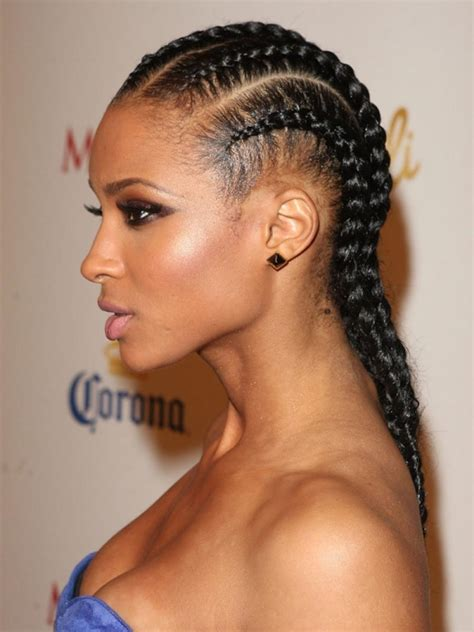 large braided hair styles stunning braided hairstyles for long hair