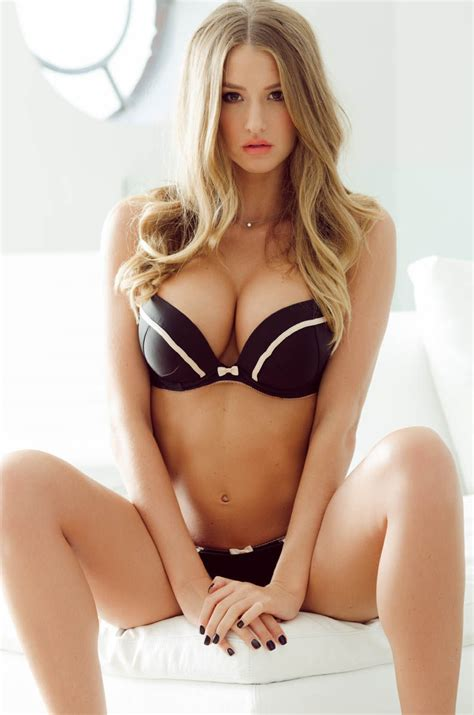 Sexy Danica Thrall Will Definitely Keep You Warm