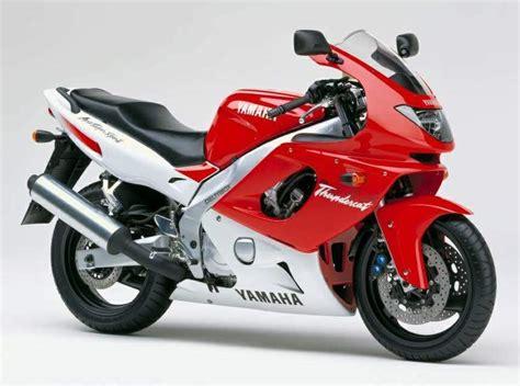 Suzuki Yzf 600 Yamaha Yzf 600 R Thunder Cat