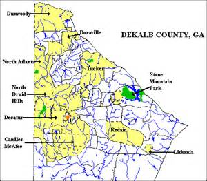 dekalb county consolidated plan for 1995 executive summary