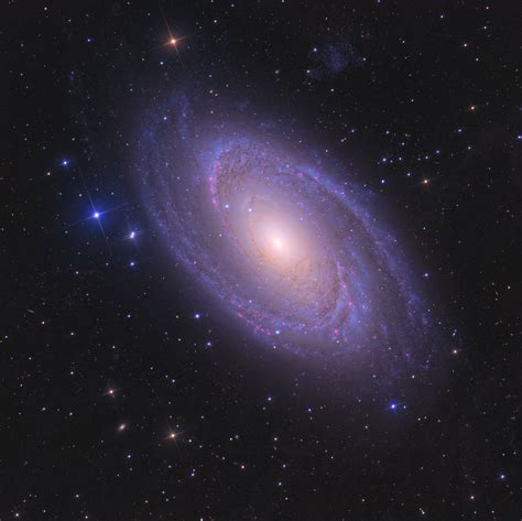 Messier 81 Wikipedia Picture Of
