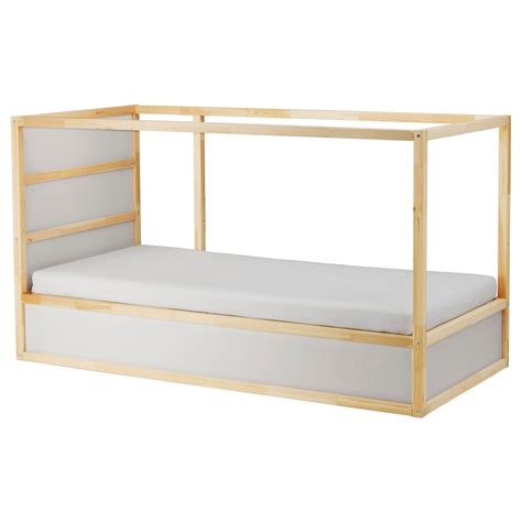 Bunk Beds With Mattresses Ikea Kura Reversible Bed White Pine 90x200 Cm Ikea